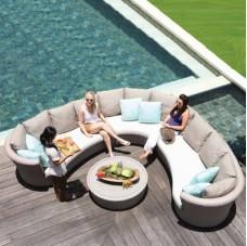 FLORENCE  Диван с подушками Skyline Design