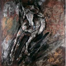 Картина «Arabian stallion»